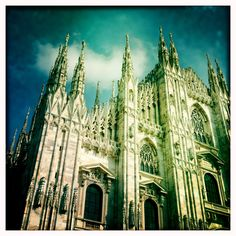 Milan, Italy...last stop!!!  it's getting closer!