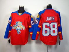 http://www.xjersey.com/panthers-68-jagr-red-jersey.html Only$50.00 PANTHERS 68 JAGR RED JERSEY #Free #Shipping!