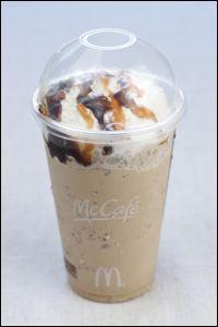 Guilt-Free Chocolate Chip Frappé Recipe, McDonald's McCafé Swap | Hungry Girl