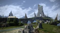 Idyllshire in Dravanian Hinterlands.