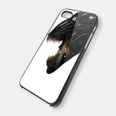 Alien NDR - iPhone 5 Case - iPhone 4 / 4S Case. $14.99, via Etsy.