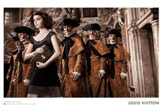 Louis Vuitton nous invite à Venise #Fashion
