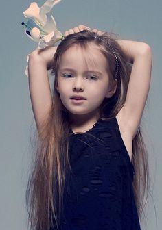 Юная модель Кристина Пименова (Kristina Pimenova)