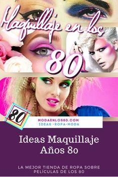 ▶ Tienda Ropa de los 80 【 2020 】 | © Tendancia 80 | Moda Años 80 Movie Posters, The Originals, Creative Eye Makeup, Clothing Stores, Vintage Clothing, Leotards, Film Poster, Billboard, Film Posters
