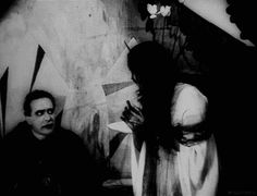 """""""Cabinet of Dr.Caligari"""" - 1920"""
