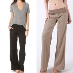 🆕The CHENG casual pant - 5 colors 🎉️HP 4/22🎉Super soft & so perfect for this warm weather. Be casual & versatile. Can be worn with so many tops. ‼️NO TRADE‼️ available in  black (All sizes) white (all sizes), taupe (S) & mocha (S) Bellanblue Pants