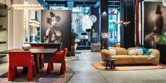 EXPLORE THE MOST ORIGINAL EXHIBITORS AT THE NOTORIOUS ICFF 2017 ➤ Discover more interior design trends and luxury lifestyle news at www.covetedition.com #Luxurylifestyle @covetedition #covetedmagazine #luxurytrends #bestdesignevents #bestdesignguides #luxurybrands @moooi