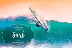 Surf Lr Presets by FaeryDesign on Business Brochure, Business Card Logo, Professional Lightroom Presets, Creative Sketches, Paint Markers, Pencil Illustration, Watercolor And Ink, Photoshop Actions, Free Design
