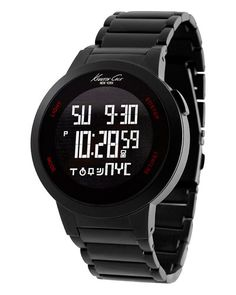 Kenneth Cole Men's Touch Screen Watch