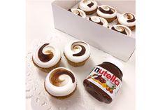 マグノリアベーカリーに日本限定ヌテラカップケーキが登場