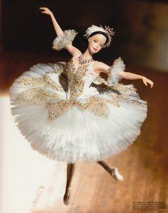 ballerina dolls | Ballerina Dolls by Sharon Zuckerman at Coroflot.com
