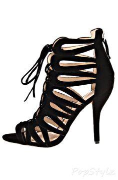 Dressy Leather Sandal