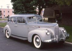 1941 Packard Custom Super 8 4 door by carphoto, via Flickr