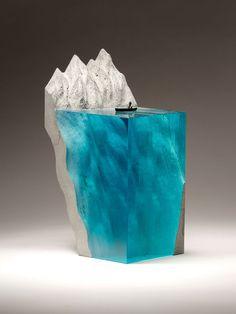 Glass Sculptures by Ben Young #art #sculpture
