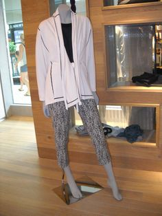 the perfect cardigan for the chilly nights and pants to match!