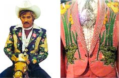 Nudie Cohn embroidered jacket, the iconic costume worn by Robert Redford in the 1979 film Electric Horseman.
