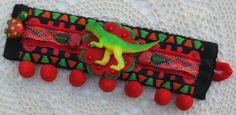 Green Dinosaur Bracelet