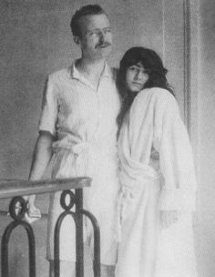 Boy Capel and Coco Chanel, he helped her in opening her boutique he died in a car crash. The love of her life.