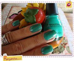 @Margaretss Esmalte Frutas. Nail polish, Nails, Fruits