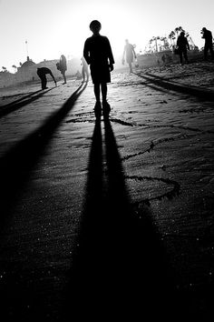Negative Space, Santa Cruz Boardwalk, California,