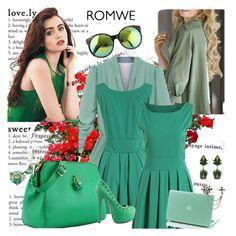 """www.romwe.com-III-1"" by ane-twist ❤ liked on Polyvore featuring moda, Michael Antonio, Katie e romwe"