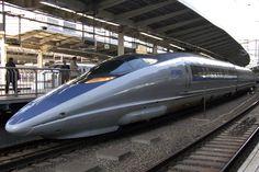 Shinkansen 500 Nozomi