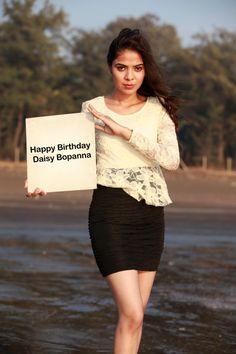 Happy Birthday Daisy Bopanna