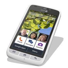 Doro Liberto 820 Weiß  Android MicroSIM GPRS GSM HSDPA     #DORO #380382 #Mobiltelefone  Hier klicken, um weiterzulesen.
