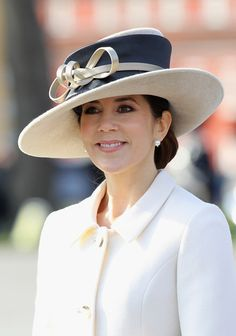 Crown Princess Mary arrives at the National Memorial on March 26, 2012 in Copenhagen, Denmark. Prince Charles, Prince of Wales and Camilla, Duchess of Cornwall are on a Diamond Jubilee tour of Scandinavia that takes in Norway, Sweden and Denmark.
