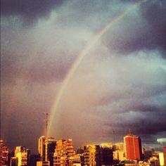 #instagram #igersbsas #fotos #argentina #rainbow #arcoiris buenos aires ahora! - @faustosalazar- #webstagram Antony Morato, Niagara Falls, Northern Lights, Places, Nature, Instagram, Travel, Bow Braid, Buenos Aires