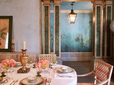 Checking In: Soniat House, New Orleans | The Dining Room | FATHOM