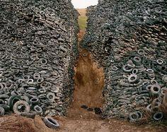 Oxford tires, Westley, California