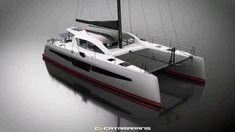 Yacht Design, Boat Design, Boat Navigation, Boat Projects, Super Yachts, Water Crafts, Bushcraft, Ladder, Sailing