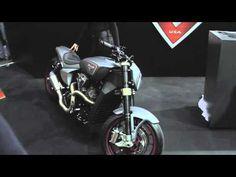 EICMA 2015 - Victory Ignition Concept Sneak Peek at RevZilla.com - YouTube