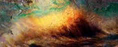 Arrival - Abstract Art Painting