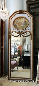 la Brocanteuse: mirror mirror on the wall....