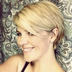 Cute Short Hair Styles for Women 2014 If I cut my hair off again