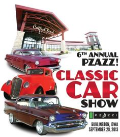 The Official Logo Of CarShowHQcom The Premier Automotive Events - Car show event calendar