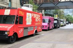 Take your date to the streets and try Calgary's culinary scene on wheels! Hello My Love, Casual Date, Sky High, Calgary, The Good Place, Wheels, Abs, Dating, Scene