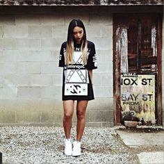 | Pinterest: •❂ TribalModa |  • RachelTeeTyler • urban • style • fashion • chic • swag • dope •
