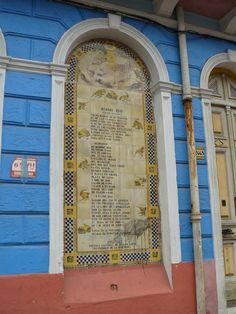 Barrio Reus, Montevideo Uruguay