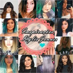 QUEEN OF FASHION by:Taiane Neves : ''Mudanças de Visual da Kylie Jenner #D.I.V.A Insp...