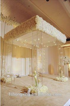 Source wedding decoration crystal pillar with light / columns for wedding favor on m.alibaba.com