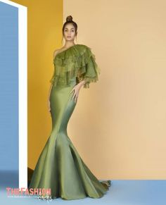 76d0476d2ce Gemy Maalouf 2017 Spring Pret a Porter Collection