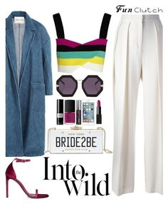 """""""Into You- Top Fashion Sets for Aug 15th, 2016"""" by tamaramanhardt ❤ liked on Polyvore featuring By Malene Birger, Anja, Roland Mouret, NARS Cosmetics, Yves Saint Laurent, Sandy Liang, Kate Spade, Benefit, David Mallett and Karen Walker"""