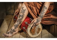 Hit the right note with this season's hottest henna designs :: Khush Mag