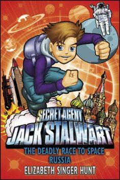 Secret Agent Jack Stalwart - Nine-year-old Jack Stalwart works for the Global Protection Force (GPF) battling evil villains and protecting the world's most precious treasures. In every book, Jack travels to a new foreign land, and tries to collect clues that will help him find his missing brother, Max.  (JPB, Series - Level P)