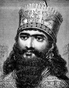 Hair and Beard in the Orrantian Empire