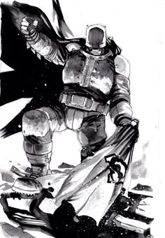 Batman: Dark Knight Returns by Rafael Albuquerque