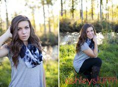 Maddie O - Senior Portraits in Salem Oregon. www.ashleysturmphotography.com